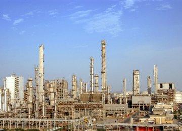 Work Begins on Restoring Bu Ali Sina Petrochem Plant