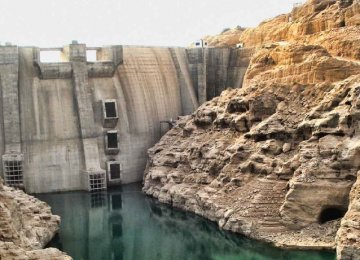 Dams to Help Store Surface Runoff in Bushehr