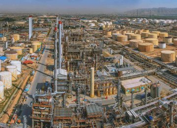 CO2 Recycling Plant Helps Tehran Oil Refinery Gets a Touch of Green