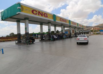 CNG Sales Rise 10%