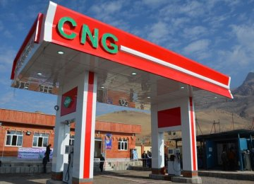 CNG Conversion Plan for 1.4m Vehicles