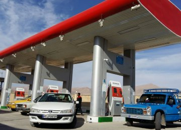 Tehran Municipality to Provide Land for CNG Filling Stations