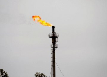 Major Iranian Company Says Gas Flaring Coming to an End