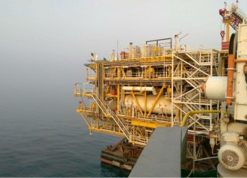 First Refrigeration Compressor Installed by Iranians at SP Refinery