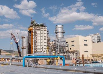 310 Megawatts Added to Kermanshah Power Output