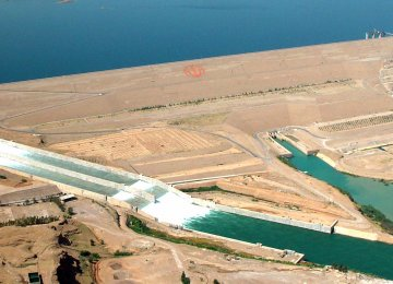 Water Levels Falling in Khuzestan Dams