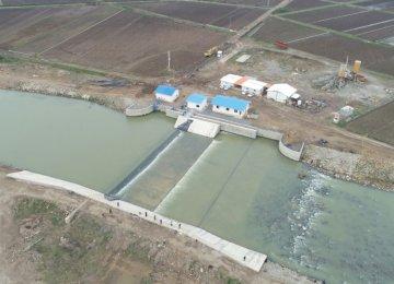 Construction of Rubber Dams in Gilan and Mazandaran