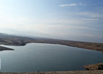 Nematabad Dam Will Help Promote Hamedan Farming