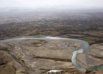Afghan Dam Constructions Threaten Iran Water Share
