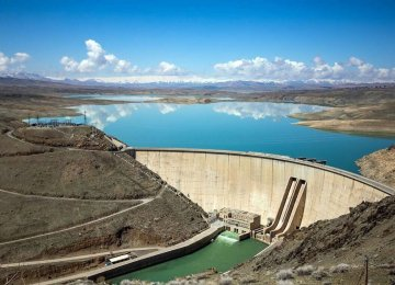Iran Rains Good for Zayandehroud Dam and River, But Not Enough