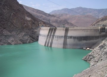 Dams Aplenty But No Water