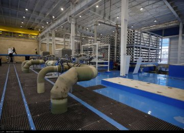 Desalination Capacity to Reach Half Million cm/d