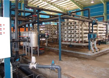 Golestan to Have Second Desalination Unit