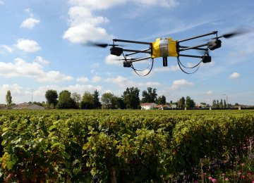 Farmers Benefitting From Indigenized Drone Technology