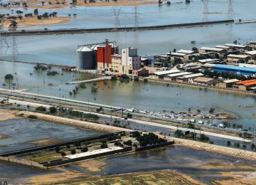 More Flooding More Draught: Climate Change Impact Discernible