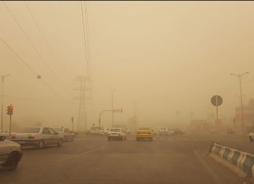 Dust Storm Predicament Persists