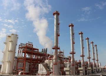 Iran's South Pars Phase 13 Supplying Ethane to Onshore Refiners