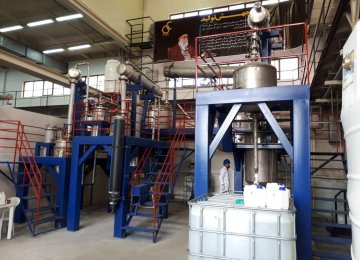 Research Center Launches Ethanol Production Line