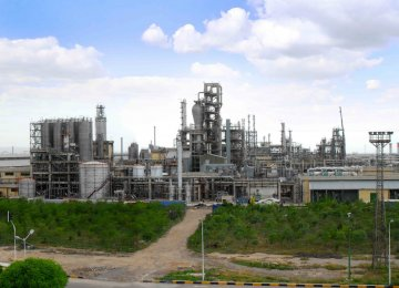 Ethylene Pipeline Will Help Tabriz Petrochemical  Co. Raise Production