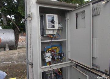 Digital Electricity Meters For Kordestan Agro Sector