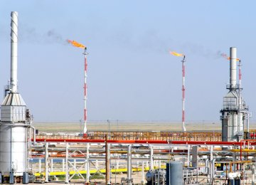 NISOC Signs Contracts to Cut Flaring