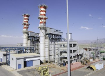 Zahedan Power Plant Connected to National Gas Grid