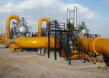 Gas Export Not a Priority