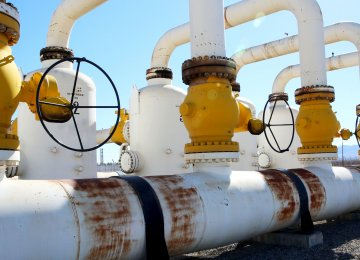 Gas Collection Facility Opens in Khorasan Razavi
