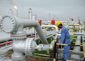 Iran's Top Gas Supplier Says Ready for Winter