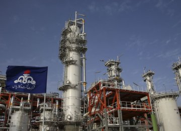 Iran: Domestic Gas Refining Capacity at 900 mcm/d
