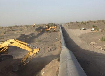 Gas Grid in Sistan-Baluchestan Near Completion