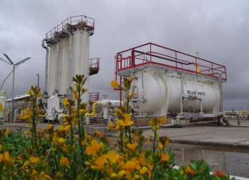 Khorasan Gas Industry Grows