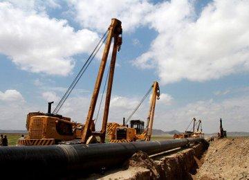 Mahshahr-Shadegan Gas Pipeline Operational