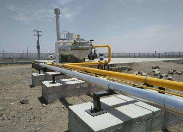 Gas Expansion in Kerman's Notable Farming Region