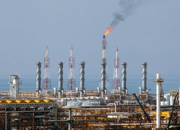 Iran's Gas Supply Capacity Rises to 1 Billion cm/d