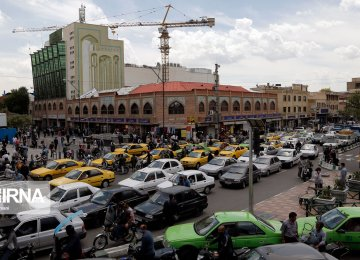 Iran: Gasoline Consumption Surges