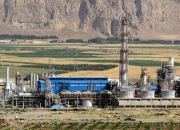 Gas-to-Polypropylene Facility in Kermanshah Ready in 3 Years