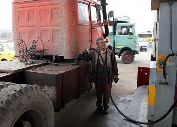 Iran: Euro-4 Diesel Will be Sold in All Provinces