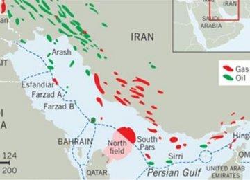 Talks Over Farzad B Gas Field Project Lack Momentum