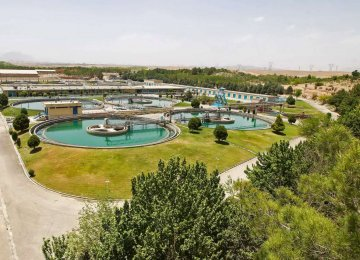 Isfahan Finding Solutions in Wastewater Systems