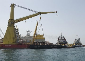 New Oil Export Terminal Inaugurated at Jask Port