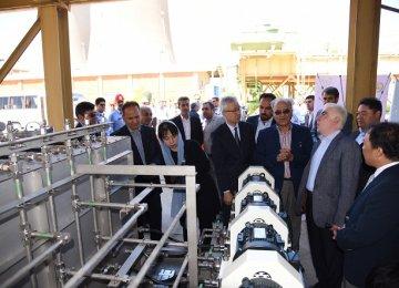 JICA Helps Improve Efficiency of Qazvin Thermal Power Plant