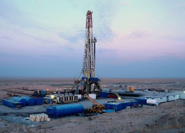 West Karoun Oilfield Producing 42K bpd Oil