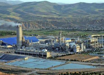 Khorasan Petrochem Co. Exports Rise 12%