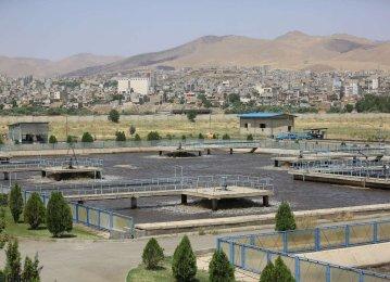 Wastewater Plants Expanding in Kurdestan
