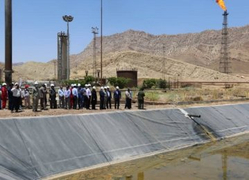 Environmental Project in Lorestan