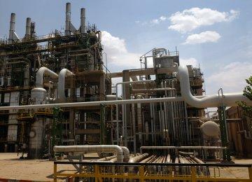 Petrochem Company in Lordegan Starts Ammonia Production