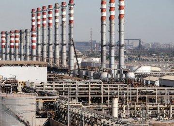 Persian Gulf Star Refinery Switching to Sweet Naphtha