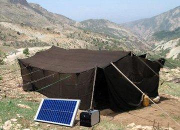 1,100 Portable Solar Plants for Kohgilouyeh-Boyerahmad Nomads