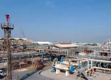 Increase in Iran MTBE Production